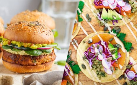 Best Vegan Foods Lunch
