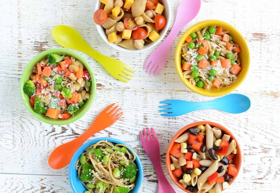 Cold Vegan Lunches For School and Office
