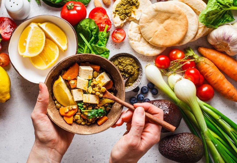 Vegetarian Diet Variety