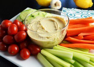 Hummus and Veggies Recipe