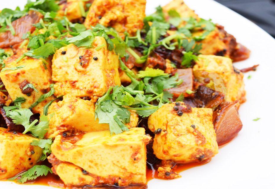 Tofu 65 – Vegan Paneer 65
