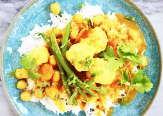 Vegan Korma Recipe