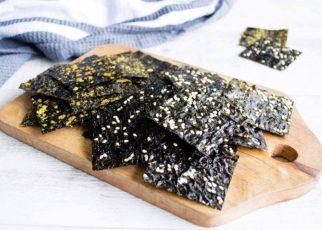 seaweed crisps recipe