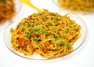 Vegetable Masala Maggi Recipe