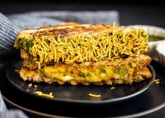 Bombay Toast Sandwich Recipe
