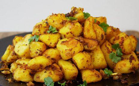 Irish Bombay Potatoes