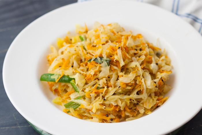 indian cabbage salad