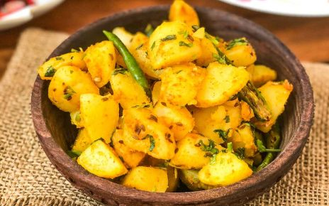 Pan Roasted Potatoes Recipe – Jeera Aloo