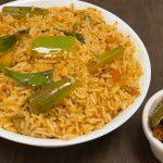 Vangi Bath (South Indian Eggplant Rice)